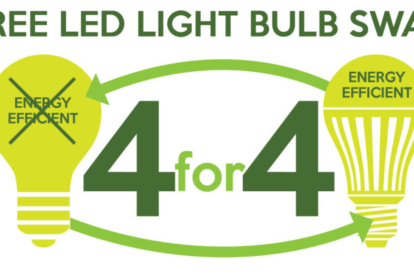 UPDATE: THANK YOU to All Our Bulb Swap Partners and Attendees!